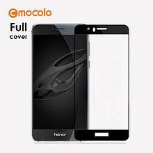 Защитное стекло Mocolo Full сover для Huawei Honor 8 Pro черный