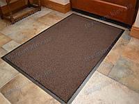 Коврик грязезащитный Элит 90х150см., цвет коричневый