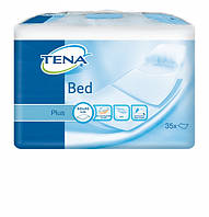 Пеленки одноразовые пеленки tena bed plus 40*60