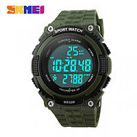 Часы наручные спортивные Skmei 1112 Dark Green