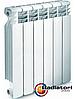 Алюминиевые радиаторы Radiatori Helyos 500/100 Италия