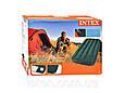 Надувной матрас Intex 66950 со встроенным ножным насосом , фото 2