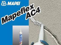 Акриловый герметик на водной основе Mapeflex AC 4,310 мл