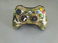 Джойстик беспроводной Wireless Controller для Xbox 360 (камуфляж) (Xbox 360)