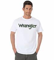 Футболка Wrangler - Green Camo