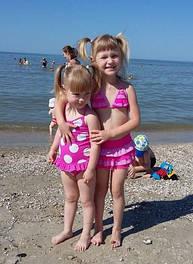 Детские купальники, плавки и пляжные туники