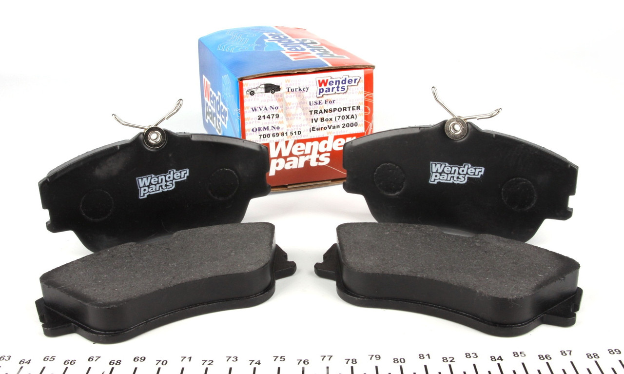 Тормозные колодки задние транспортер т4 решетка радиатора т4 транспортер купить