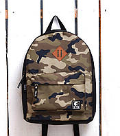 Рюкзак «Ястребь» Коричневый Woodland camo, Принт №24