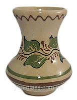 Ваза ''Сувенірна'' 145 мм глиняна (глазурована) в асортименті