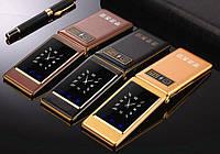 Телефон-раскладушка SATREND A15 с Большим дисплеем и Экраном на 2 Сим-карты огромной батареей 6800Мач