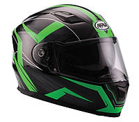Мотоциклетный шлем NAXA F24/E FLUO r.L+BLENDA, фото 1