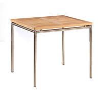 Тиковый  садовый стол на террасу с коллекции Avant