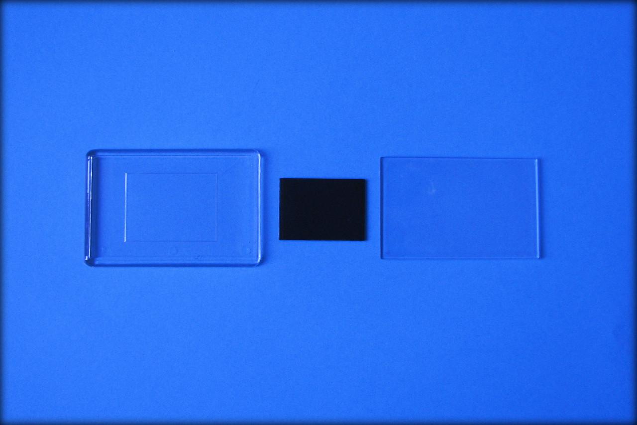 Акриловые заготовки прямоугольник 52х78мм