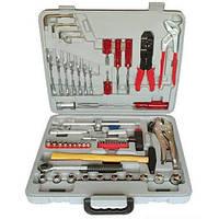 Набор инструмента с комплектом метизов и аксессуаров 126 ед.
