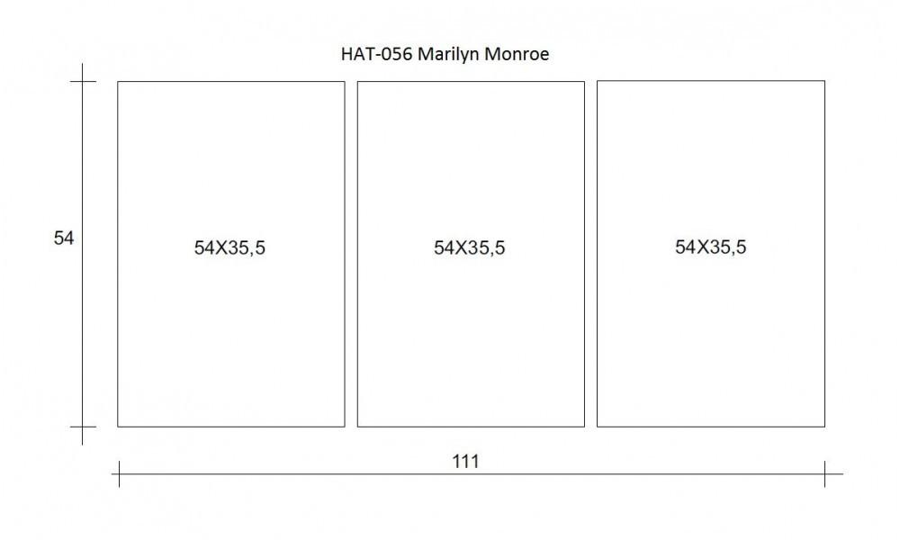 a91693deb4906d Модульная картина Мэрилин Монро, цена 510 грн., купить в Николаеве —  Prom.ua (ID#507489690)