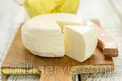 Приготування сиру Сулугуні