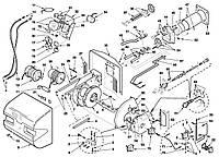 Запасні частини до пальника Riello RL 28 38 50
