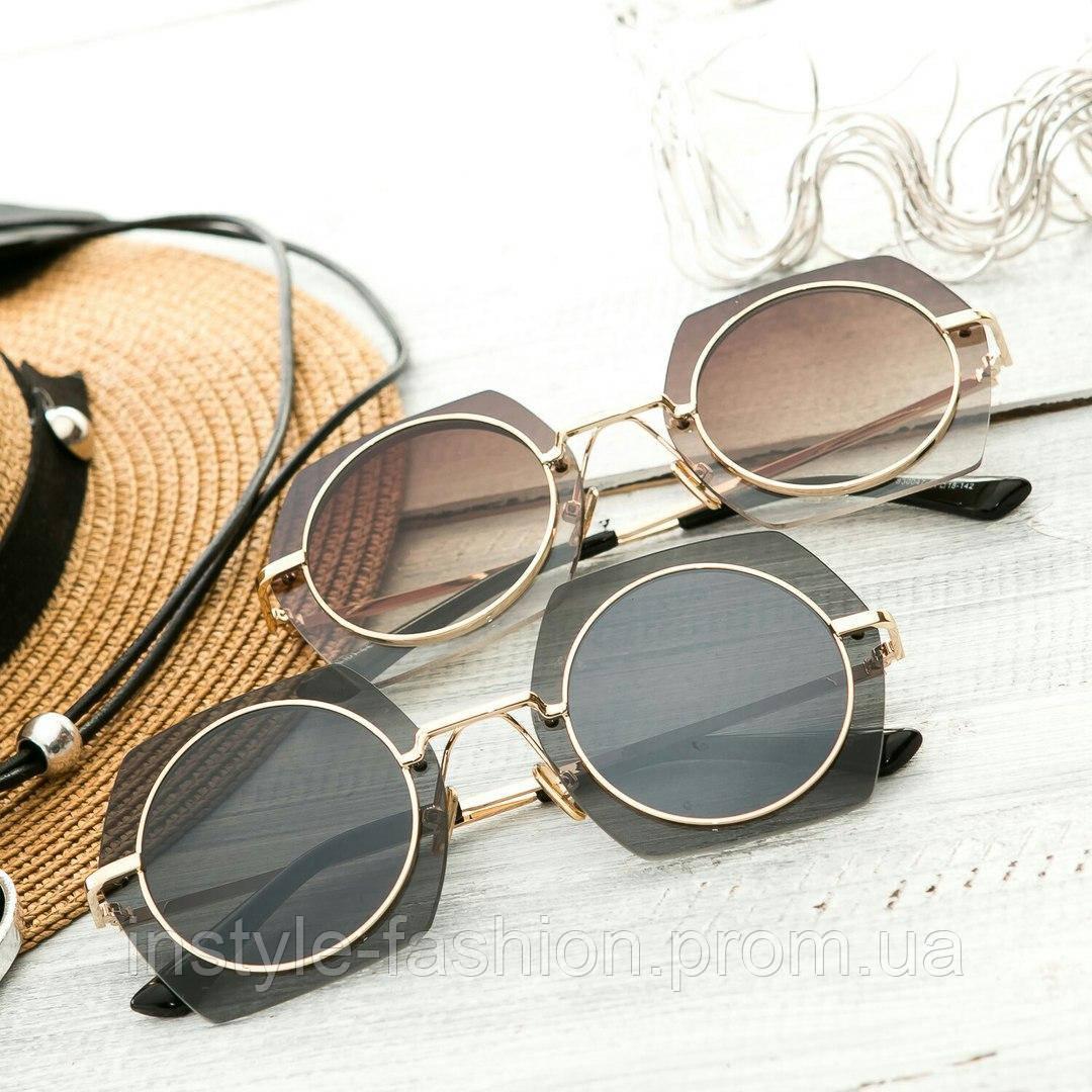 5ba472a116ab Женские стильные очки Hend Made черные, коричневые - Сумки брендовые,  кошельки, очки,