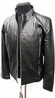 Мужские куртки кож зам  A 627