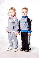 Определение размера детского спортивного костюма