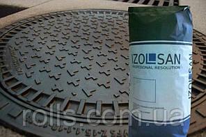 Монтажная смесь IZOLSAN HF для люков, дождеприемников, лотков водоотвода (Чехия)