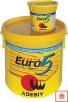 Euro 5, клей для всех видов паркета гипоаллергенный 10 кг.