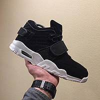 Кросівки Nike Air Trainer Cruz Black White replica AAA