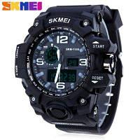 Часы наручные спортивные Skmei 1155 Black