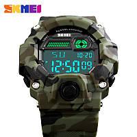 Часы наручные спортивные Skmei 1197 Camouflage Army