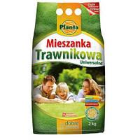 Газонная трава Универсальная смесь Planta 5 кг