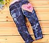 Как сделать дырки и потертости на детских джинсах?