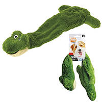 Игрушка Karlie-Flamingo Shaky Frog для собак лягушка, 32 см