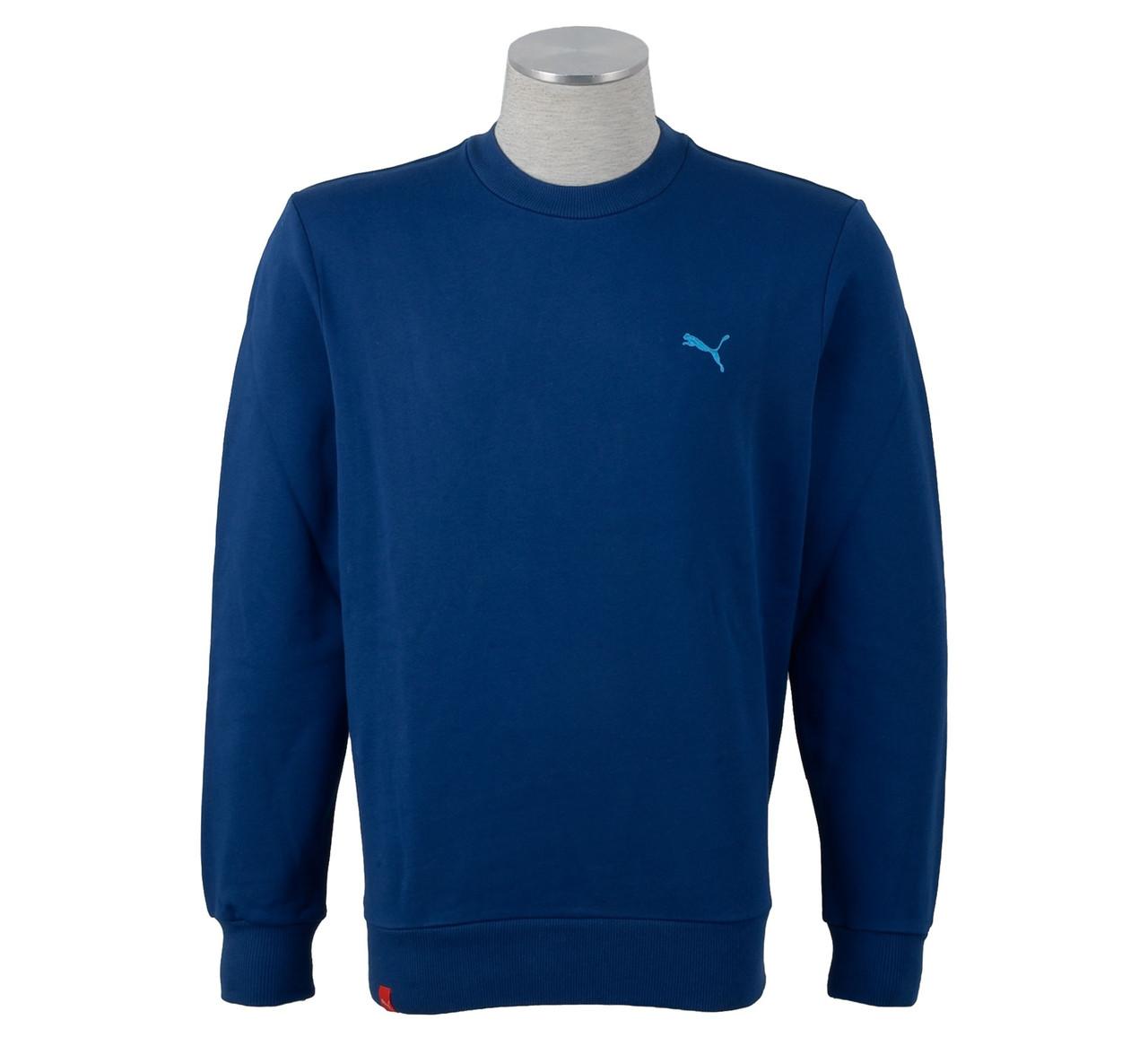 Толстовка спортивная мужская Puma Essential Crew Sweater Men's 817026 02 пума