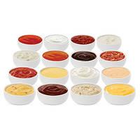 Экстракты, смеси для производства соусов, майонезов, кетчупов, дрессингов, горчицы