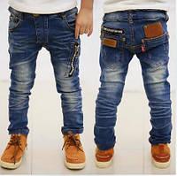 Раскрой детских джинсов