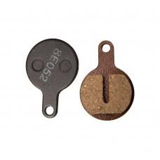 Тормозные колодки для дисковых тормозов Avid BB5 (BP-015)