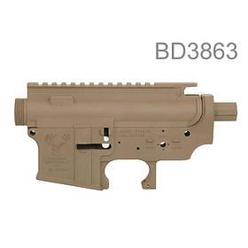 Бади корпус к M4 - M16 койот
