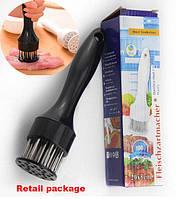 Инструмент для отбивания мяса молоток разрыхлитель Meat Tenderizer (Миит Тендерайзер) v