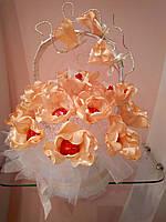 Букет из конфет  Медовый персик
