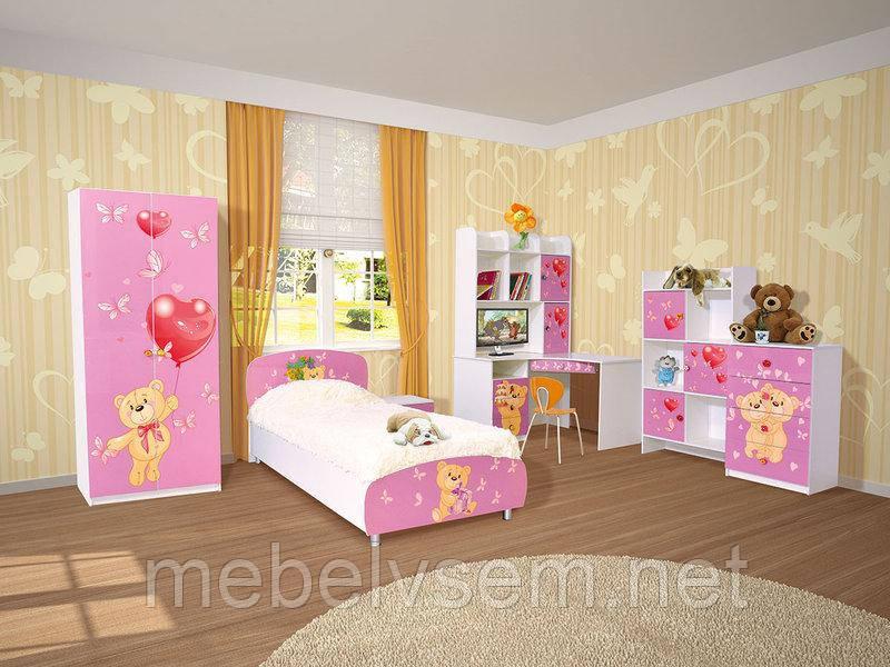 Детская мебель Мульти Мишки