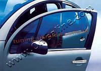 Нижние молдинги стекол Omsa на Citroen C2 2003-2009