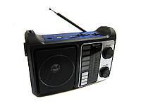 Портативная колонка радио MP3 USB Golon RX-333+BT c Bluetooth Blue