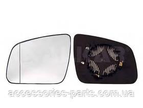 Стекло зеркала левое Mercedes-Benz C-Class W204 Новое Оригинальное