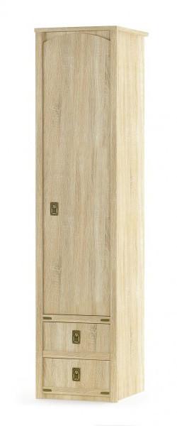 Шкаф-пенал 1Д+2Ш Валенсия от фабрики Мебель-Сервис.