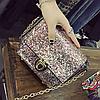 Блестящая сумочка через плечо, фото 3