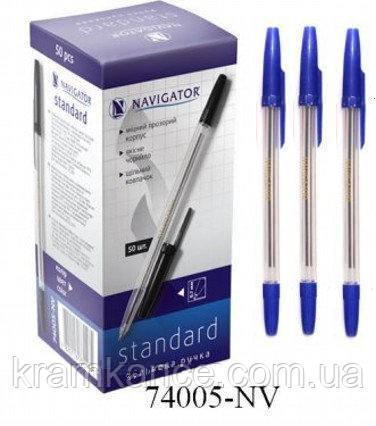 Ручки шариковые NAVIGATOR-51 74005-NV син, фото 2
