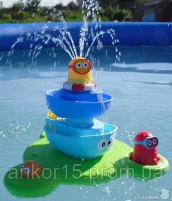 Игрушка для ванной, купания.Фонтанчик.