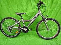 Підлітковий велосипед Giant mtx, алюміній, колеса 24