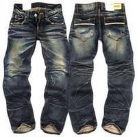 Как подшить детские джинсы?