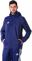 Ветровка спортивная мужская Adidas Core 15 Rain Jacket S22277 адидас, фото 1